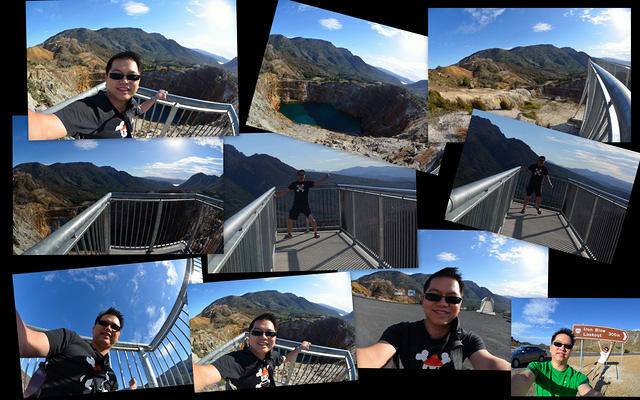 Iron Blow Lookout Collage