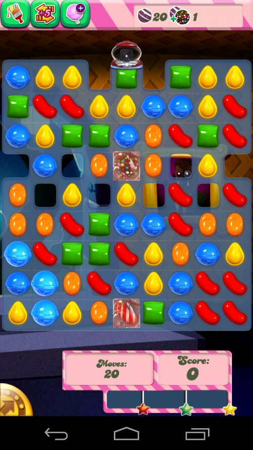 Candy Crush 224 Screenshot